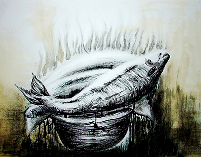 FishY Tales by Inks and Charcoals