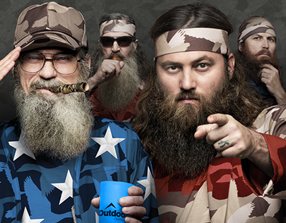 Duck Dynasty Season 2 on Outdoor