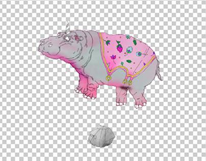 ivory hippo   網站設計