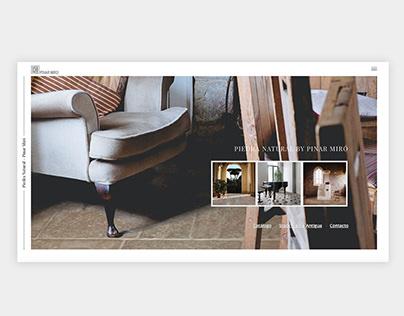 Diseño Web - Diseño Interior