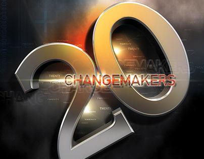 20 Changemakers