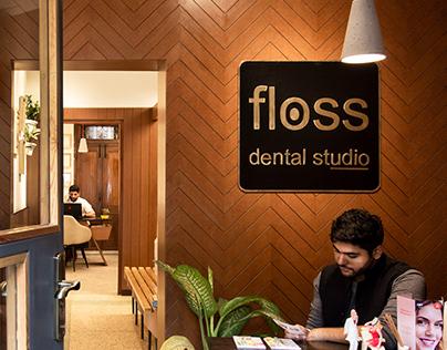 Interior Documentation of Floss Dental Studio