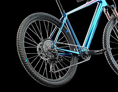 Sprint-rowery bike animation