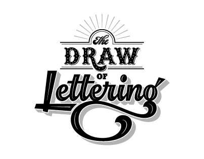 The Draw Of Lettering