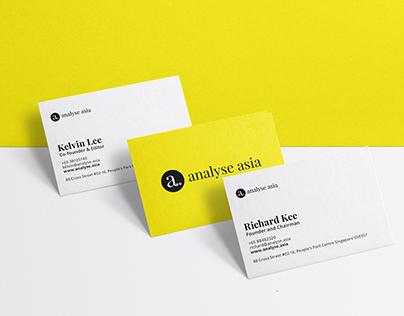 Analyse Asia – Branding