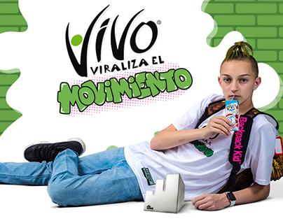 [PR] Viraliza el Movimiento | Vivo & Backpack Kid