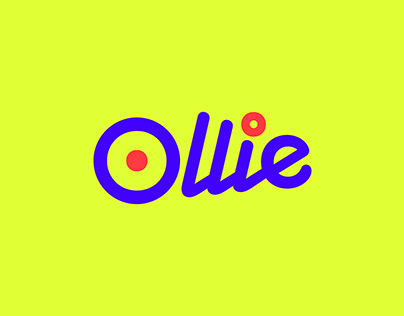 Ollie Visual Identity