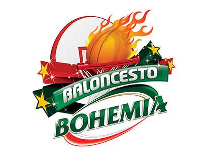 Logo Baloncesto Bohemia