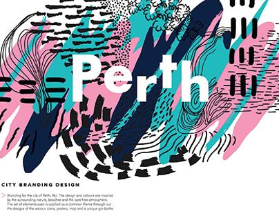 City Branding - Perth, WA