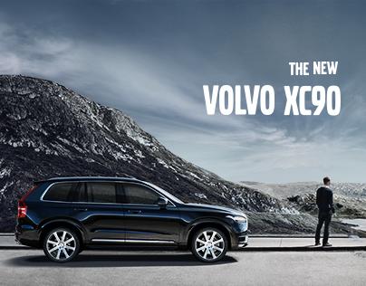 VOLVO XC90 - OUR IDEA OF LUXURY