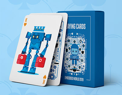 Intel Playing cards