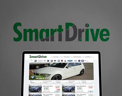 SmartDrive Website and App