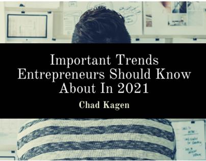 Important Entrepreneurship Trends In 2021