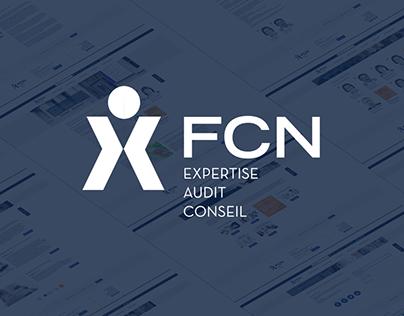 FCN | Web design
