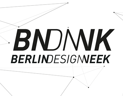Berlin Design Week - Animationen