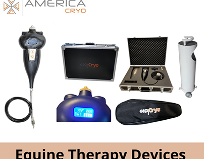 Equine Therapy Devices