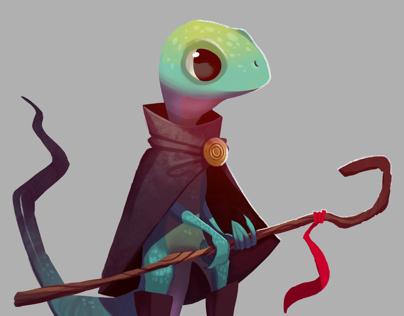 RPG Reptiles