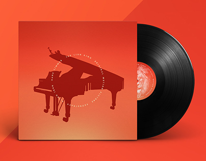 The Lion King – Vinyl Cover Redesign