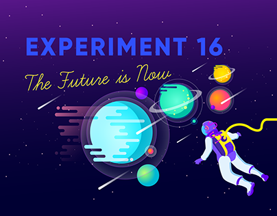 Experiment16 - The Future is Now