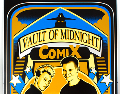 Vault of Midnight 20th Anniversary Commission