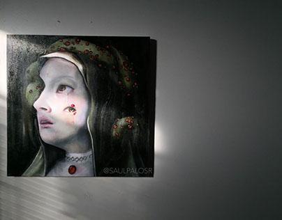 The Agony of Saint Faustina Kowalska (Seen Too much)
