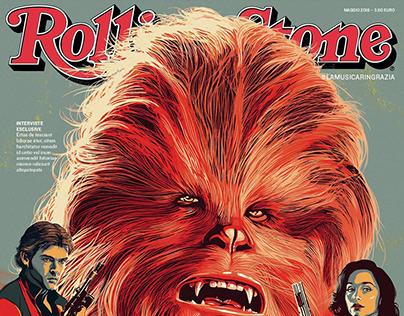 Rolling Stone Star Wars