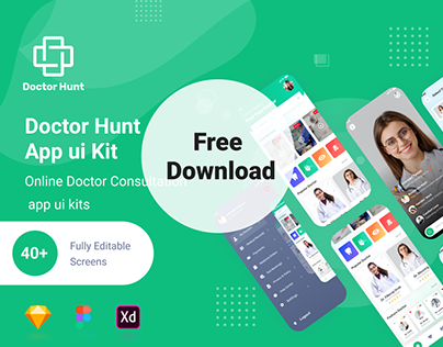 Free Doctor hunt - Doctor Consultant Mobile App