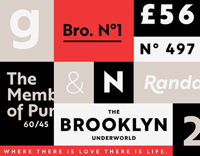 Brother 1816 (Typeface)