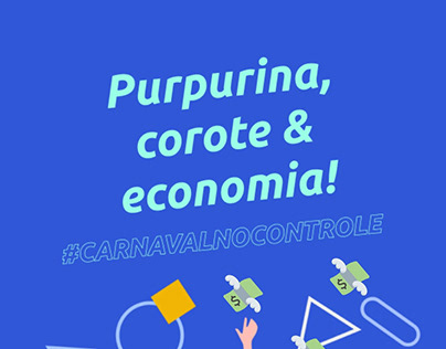 Ebook Carnaval No Controle