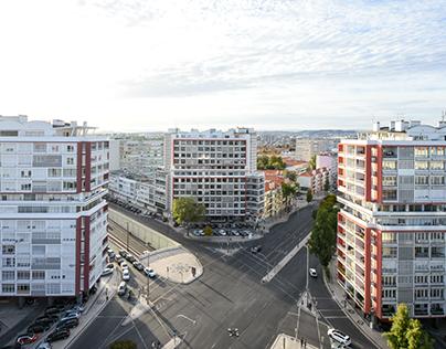 Apartamento na Avenida E.U.A. - Trienal de Lisboa OH