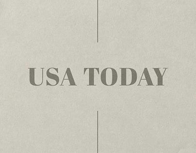 USA TODAY - Online Newspapper