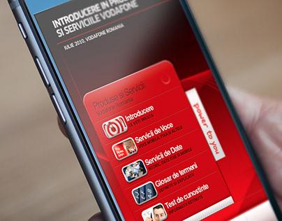 Vodafone - E-Learning SCORM courses