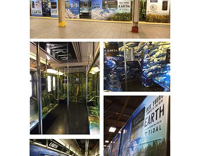 Train Wrap (Pre-Press Production Design)
