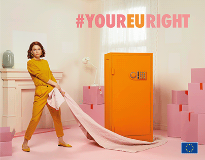 DG JUST campaign #YOUREURIGHT, European Commission