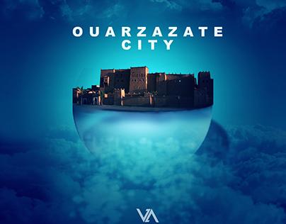Ouarzazate Wallpaper Manipulation