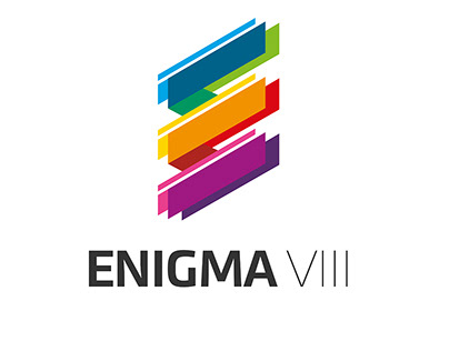 Enigma 8th Logo Design