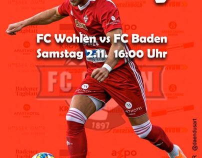 Döörby FC Wohlen - FC Baden