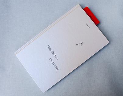 BOOK: Vom Sterben. Und Leben.
