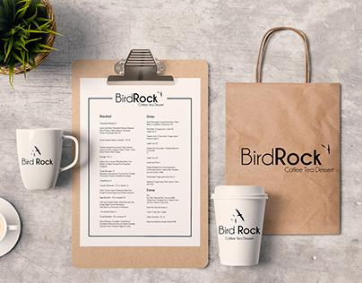 BirdRock Cafe Logo