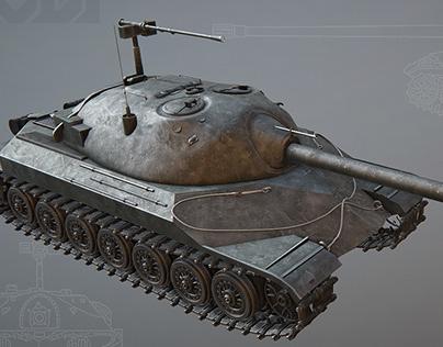 Tank JS-7 (2016)