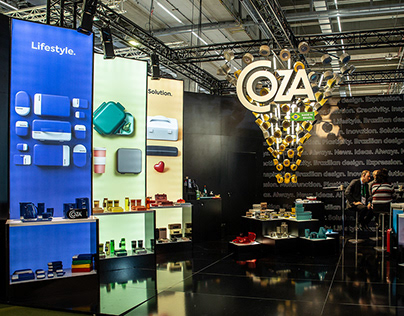 Coza Booth - Ambiente 2020