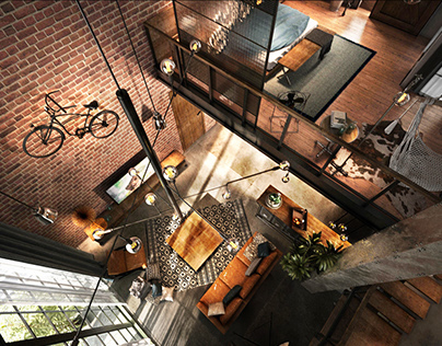 Loft - Industrial Design