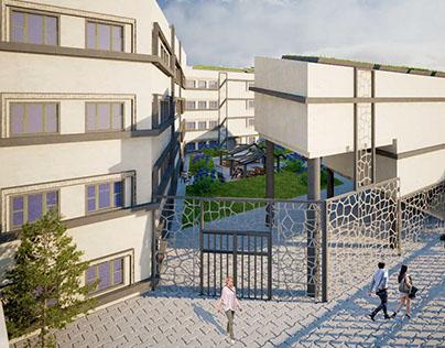 M.I.A.A. (Mansoura Institute of Architectural Art)