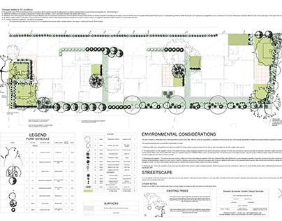Triplex Design Caringbah, NSW - Greenweb Area
