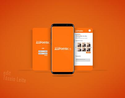 Layout Web App