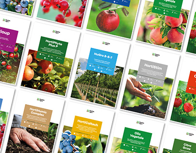 Szałas Agro branding