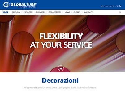Globaltube Website
