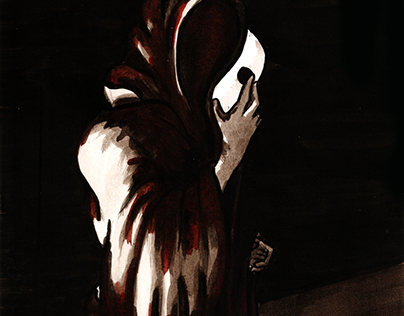 Poe Project: the masque of red death