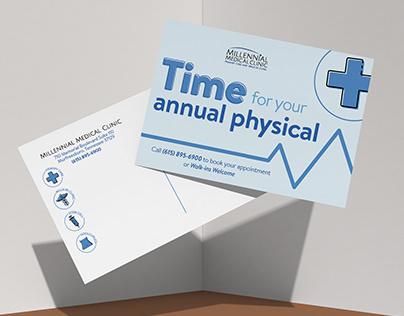 Health Clinic Rebrand