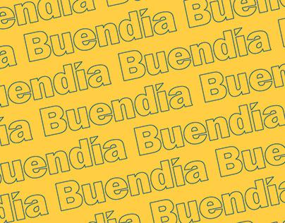 Buendía - Branding